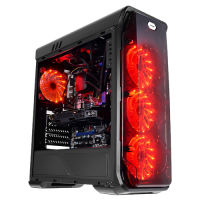 Slika proizvoda LC Power Gaming 988B Red Typhoon Black
