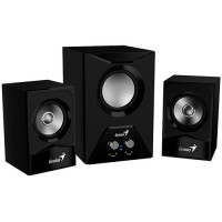 Slika proizvoda Genius Speakers SW-2.1 385 Black