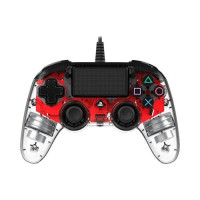 Slika proizvoda Nacon PS4 Wired Illuminated Compact Red
