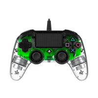 Slika proizvoda Nacon PS4 Wired Illuminated Compact Green