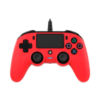 Slika proizvoda Nacon PS4 Wired Compact Controller Red